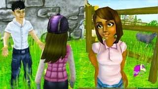 Mystery ! Star Stable Horse Online Game Play Video - Honey Hearts C