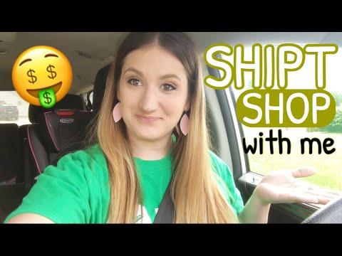 COME ON A SHIPT SHOP WITH ME | SHIPT SHOPPER
