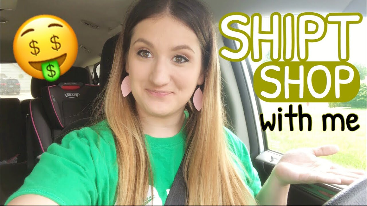 COME ON A SHIPT SHOP WITH ME | SHIPT SHOPPER