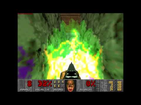 Doom Babylon 6 UV 84.1% with Colorful Hell (Commentary)