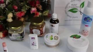 Halal Cosmetics - натуральная и полезная косметика для всей семьи