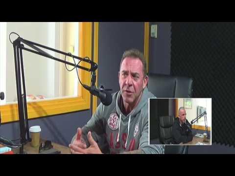 Australian Fitness Podcast Episode 1 - Tony Doherty