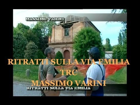 Massimo Varini @ TRC - Ritratti sulla via Emilia