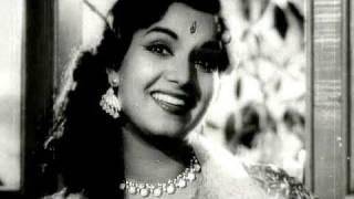Kare Kare Badra - Shyama, Lata Mangeshkar, Bhabhi Song