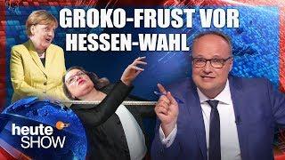 Landtagswahl in Hessen: Geht der Niedergang von CDU und SPD weiter?