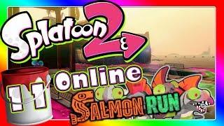 Salmoniden! Überall! 🎨 SPLATOON 2 ONLINE Part 11