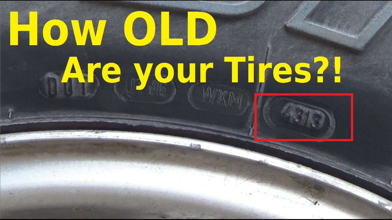 tires dot number decoding automotive education youtube