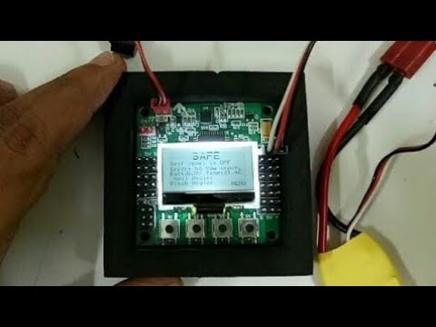 KK 2.1.5 flight controller board setup in hindi