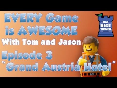 Grand Austria Hotel Board Game Boardgamegeek