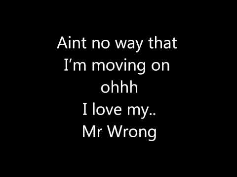 MARY J BLIGE - MR WRONG (FT. DRAKE) **(LYRICS ON SCREEN)**
