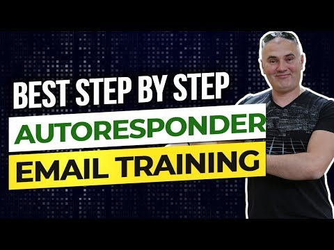[TOP] Autoresponder For Email Marketing in 2020 👍 aweber tutorial thumbnail