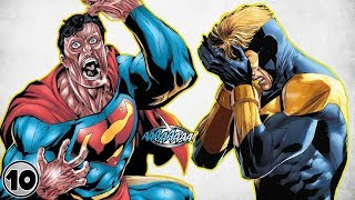 Top 10 Scary Justice League Stories