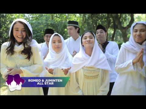 Romeo dan Juminten - Selamat Hari Raya Idul Fitri 1437H