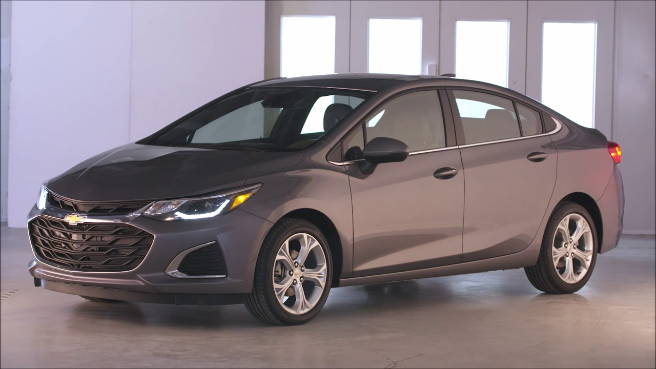 Novo Chevrolet Cruze 2019 (Hatch e Sedan) - detalhes ...