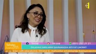 Məktəblilərin tez yorulmasının səbəbi-Sabahın Xeyir, Azərbaycan!  15.02.2019