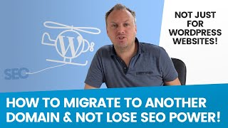 How to Redirect your Domain Name and NOT Lose SEO or Customers! | For ANY CMS including Wordpress