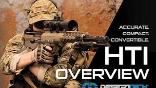 Desert Tech HTI: Rifle Overview Thumbnail
