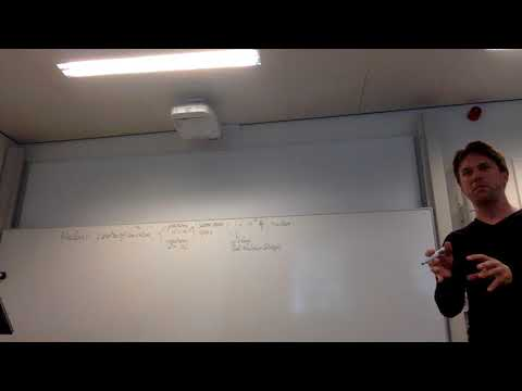 Nuclear and Elementary Particles, Week 2 Lecture, 12th of Sep. 17.