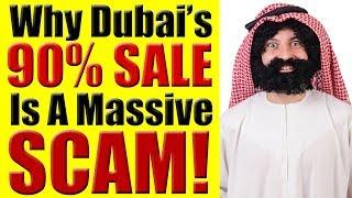 Dubai, UAE SCAM - Why Dubai, UAE