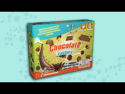 Chocolate Factory | Science4you