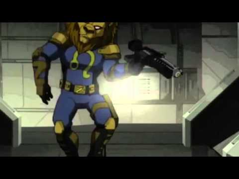 Ultimate Spiderman S01E15 For Your Eyes Only