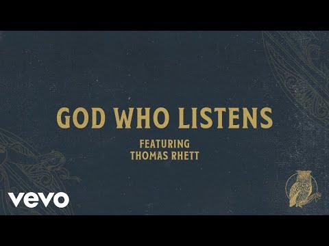 Chris Tomlin - God Who Listens (Audio) ft. Thomas Rhett