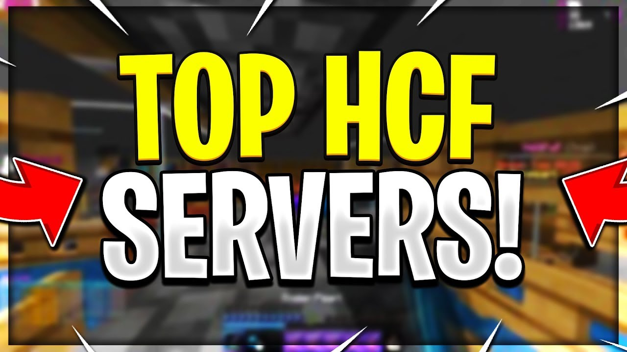 Popular Hcf Servers