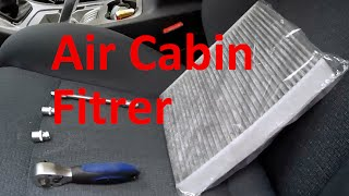 Ford S-Max Air Cabin Filter - Pollen Filter also Mondeo IV, Galaxy II