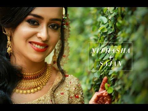 Malabar Colorful Wedding Teaser I Kerala Wedding I Haldi I Mehandi I NIkkah I Nithasha + Sajan