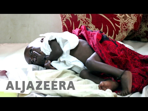 South Sudan famine: Millions suffering food shortages