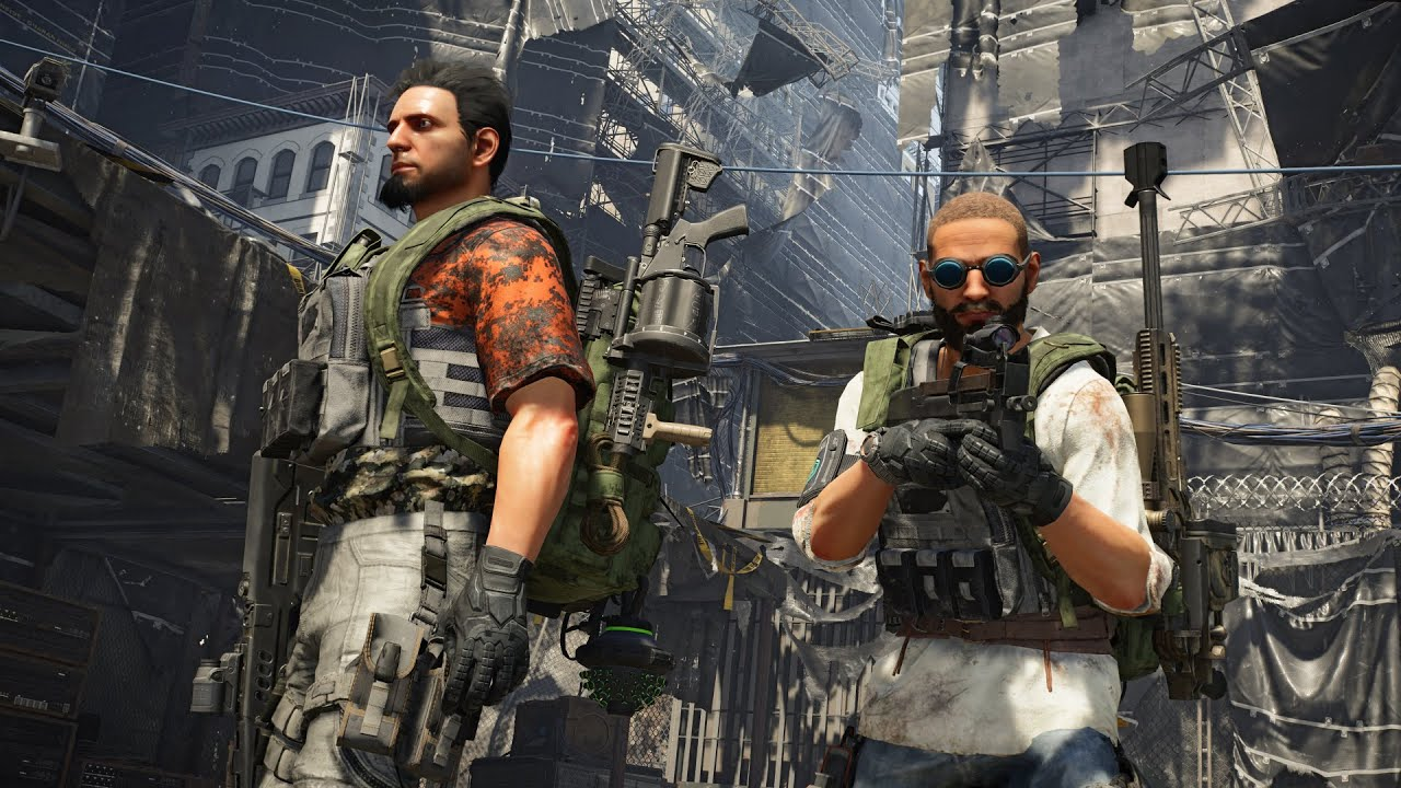 The Division 2: Warlords of New York - The Co-op Mode
