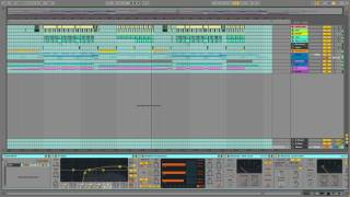Production Master  Eurotrvsh  Drive in Movie (Future Bass Ableton Live Template)