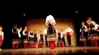 Folk Ensemble Pendari, Vienna - Play in Budabpest 2014