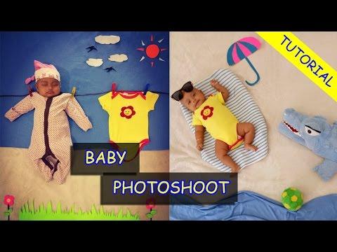 #TUTORIAL - BABY PHOTOSHOOT, BABY PHOTOGRAPHY, DENGAN ALAT SEADANYA