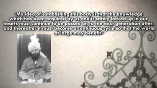 Majlis Khuddamul Ahmadiyya Pledge Video
