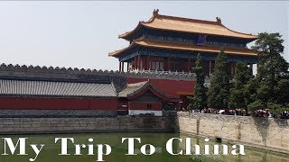 China Vlog - Part One