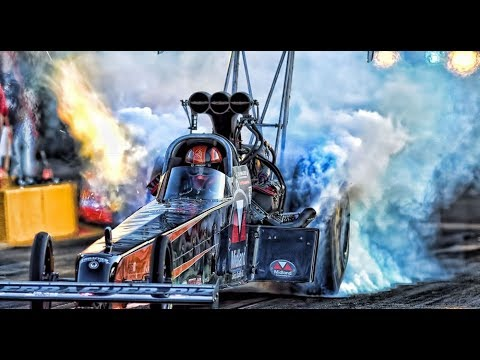 FIA TOP FUEL DRAGSTER AND FUNNY CAR - THE MAIN EVENT 2019 - DRAG RACING