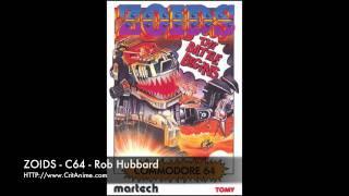 Zoids - C64 - Rob Hubbard