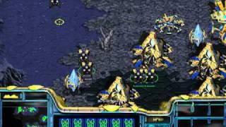 Starcraft Brood War Enslavers: Dark Vengeance Episode 2 - Hung Jury (3/3)