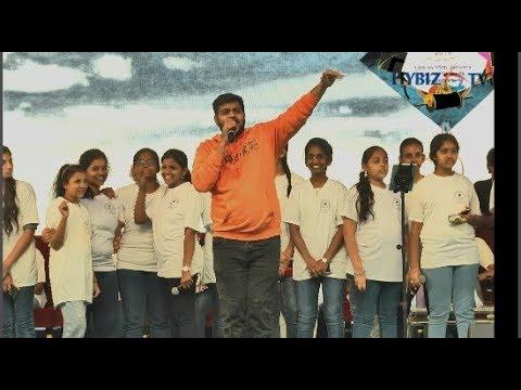 LIVE | International Kite & Sweet Festival | Saketh Komanduri is an Indian Film Singer