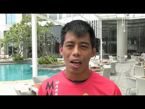 EXCLUSIVE INTERVIEW: Honorio Banario In Jakarta