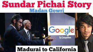 Sundar Pichai Inspiring Story | Tamil | Madan Gowri
