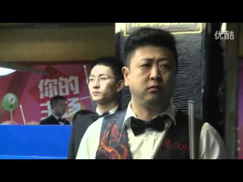 Bai Ge VS Xi Hong Yu - World Chinese 8 Ball Masters Tour 2015-2016 Stop 5 Fushun