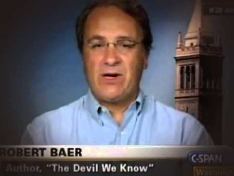 CIA Operative on Dealing with the New Iranian Superpower and the Middle East  Robert Baer 2009
