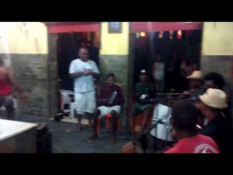 Samba Chula de São Braz - Santo Amaro/BA