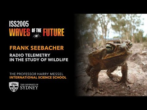 Radio Telemetry in the Study of Wildlife — Frank Seebacher