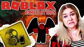 KOVA AND BEDUNA TRY THE WORLD'S WILDEST ROBLOX GAMEMODE! 😱 | Zombie Attack #1 | Danish Roblox