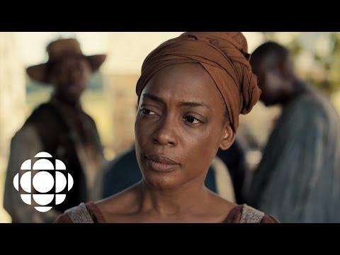 Aunjanue Ellis & Lyriq Bent on The Book of Negroes' Love Story  CBC Connects
