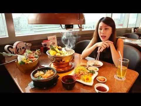 น้องโดนัท พาชิม Sukishi BBQ