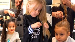 15 Beautiful Haircut and Color Transformation 👩 15 DIY Pretty Hairstyle Tutorial Ideas Compilation